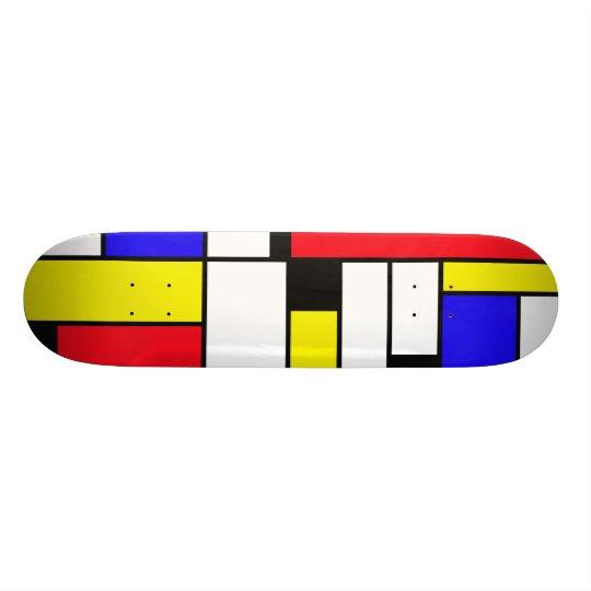 de stijl skate board decks