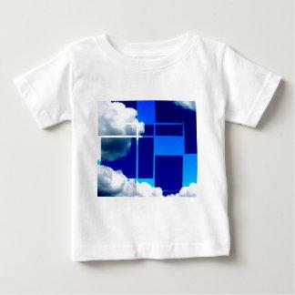 De Stijl Sky Baby T-Shirt