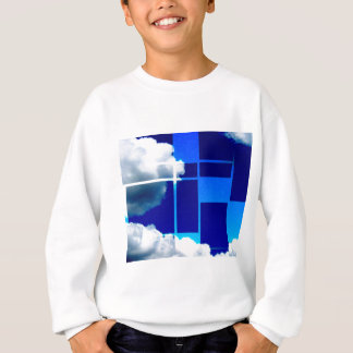 De Stijl Sky Sweatshirt