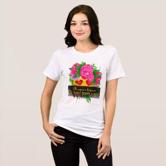 De Tout Mon Coeur Graphic T-Shirt