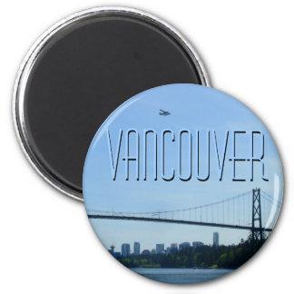 De Vancouver cadeaux de Vancouver de magnet de sou Magnets Pour Réfrigérateur