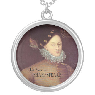 De Vere is Shakespeare Necklace