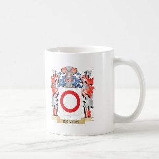 De-Vito Coat of Arms - Family Crest Coffee Mug