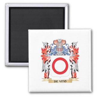 De-Vito Coat of Arms - Family Crest Magnet