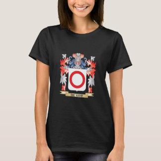 De-Vito Coat of Arms - Family Crest T-Shirt