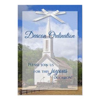 Deacon Ordination Invitation