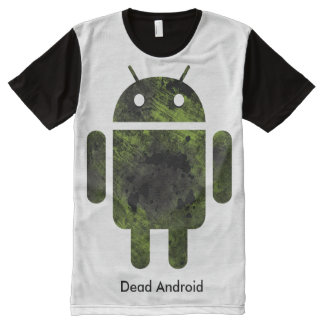 Dead Android All-Over-Print T-Shirt