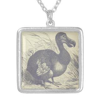Dead as a Dodo necklace