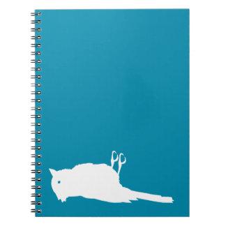 Dead Bird Roadkill Graphic Notebooks