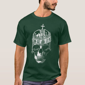 Dead Byzantine Emperor with sunglasses T-Shirt