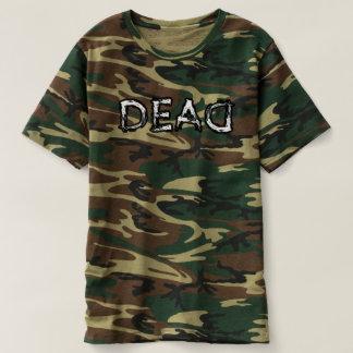 Dead (Camo) T-shirt