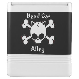 Dead Cat Alley - Igloo Can Cooler