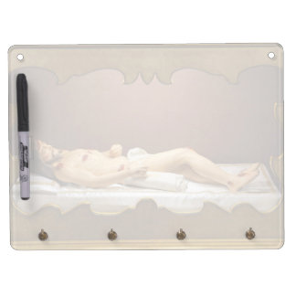 Dead Christ Dry Erase Board With Keychain Holder
