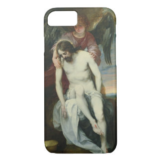 Dead Christ Supported by an Angel, c.1646-52 (oil iPhone 7 Case