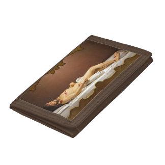 Dead Christ Tri-fold Wallet