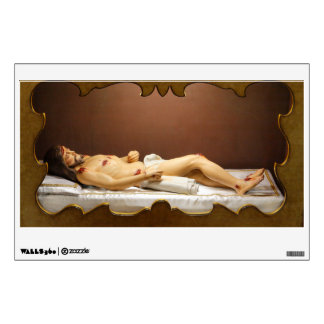Dead Christ Wall Decal