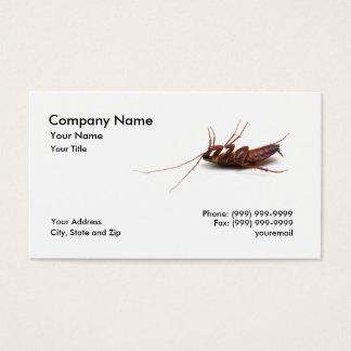 Dead Cockroach Business Card