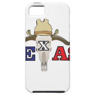 dead cowboy texas iPhone 5 case