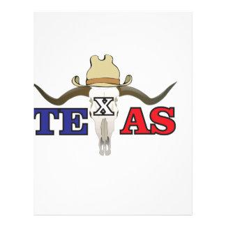 dead cowboy texas letterhead