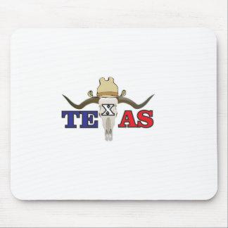 dead cowboy texas mouse pad