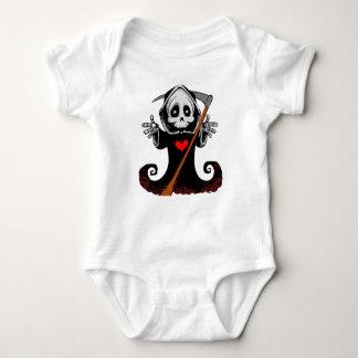 'Dead Cute' Baby Grim Baby Bodysuit