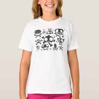 Dead Cute skulls and Bones T-Shirt