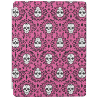 Dead Damask - Chic Sugar Skulls iPad Cover