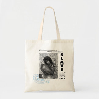 Dead Eye Tote Bag with Vannak Quote 1
