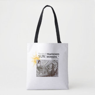 Dead Eye Tote with Vannak Quote 2 (two-sided)