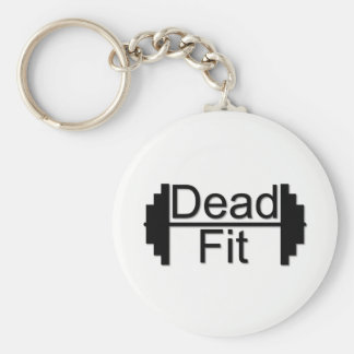Dead Fit Keychain