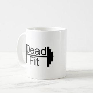 Dead Fit logo mug