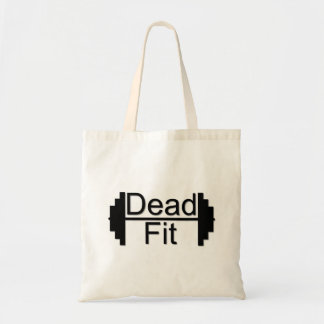 Dead Fit tote bag