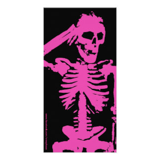 Dead Gorgeous Photo Greeting Card