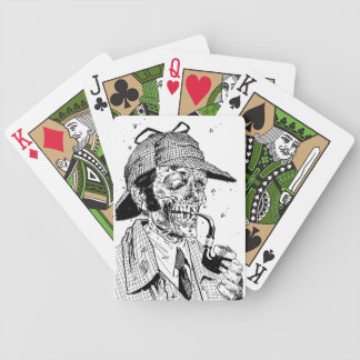 Dead hand Of Sherlook Bicycle Playing Cards