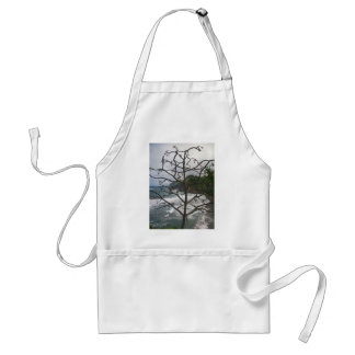 Dead Hawaiian Tree Standard Apron