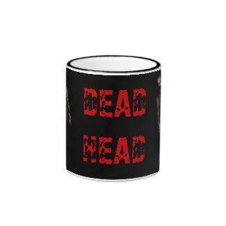 DEAD HEAD RINGER COFFEE MUG