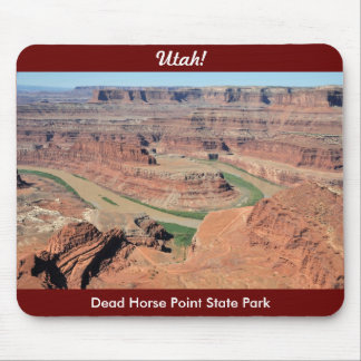 Dead Horse Point State Park, Utah Mouse Pad