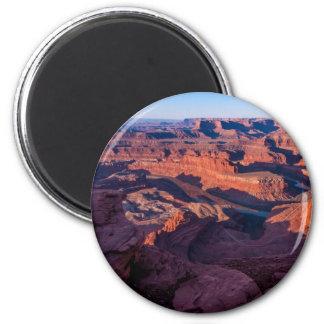 Dead Horse Point Sunrise - Moab, Utah Magnet