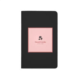 Dead Inside - Pocket Notebook