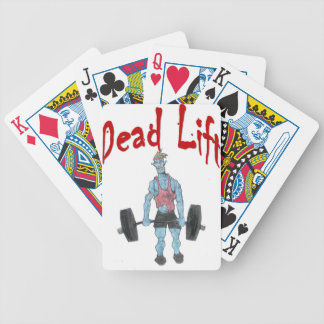 Dead Lift Bicycle Playing Cards