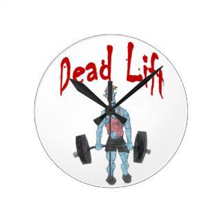 Dead Lift Clocks
