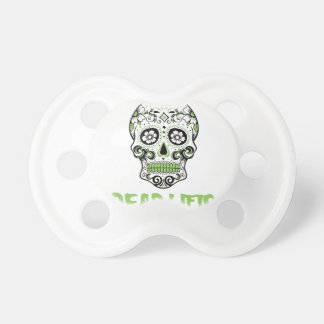 Dead Lifts Baby Pacifier