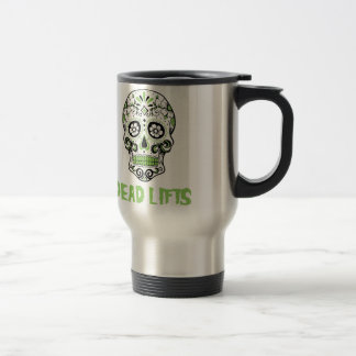 Dead Lifts Travel Mug