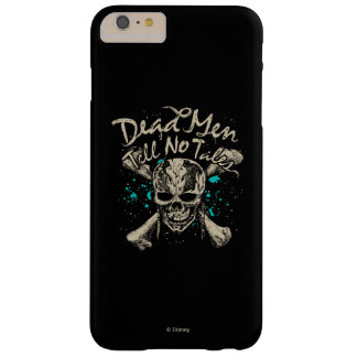 Dead Men Tell No Tales Barely There iPhone 6 Plus Case