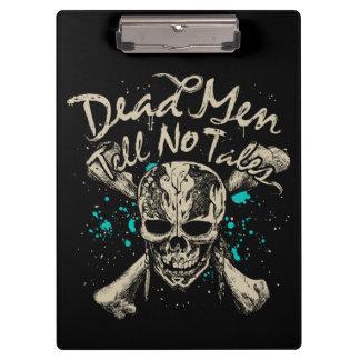 Dead Men Tell No Tales Clipboard