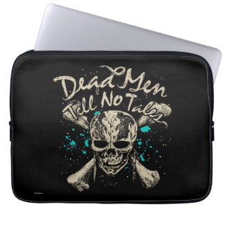 Dead Men Tell No Tales Laptop Sleeves