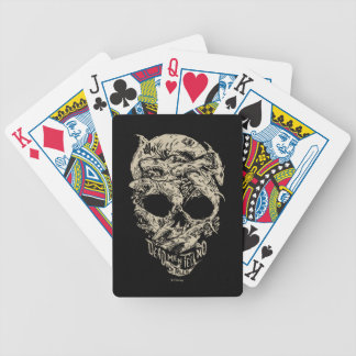 Dead Men Tell No Tales Skull Bicycle Playing Cards