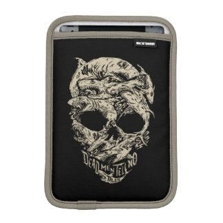 Dead Men Tell No Tales Skull iPad Mini Sleeve