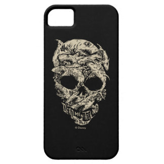 Dead Men Tell No Tales Skull iPhone 5 Case