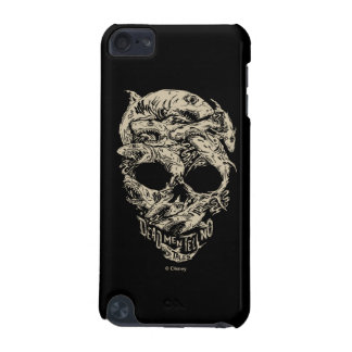 Dead Men Tell No Tales Skull iPod Touch 5G Cover